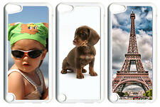 Personalized Photo iPod Touch 5th Gen 5G Custom Picture on TPU Hard Case Cover