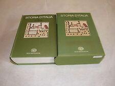 STORIA D'ITALIA VOLUME SESTO ATLANTE - EINAUDI 1976