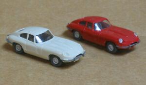 MFG? HO 2 Jaquar xke cars