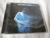 Jeff Beck Wired ALBUM CD Musik