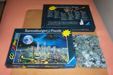 "RAVENSBURGER 1000 PIECE 'COLOR STARLINE' JIGSAW: ""SINGAPORE"""