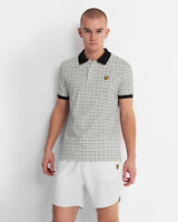 Lyle and Scott Mens Check Polo Shirt