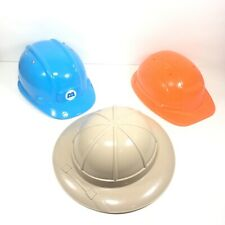 Monsters Inc. Blue Construction Hard Hat Disney on Ice & 2 other toy helmets!