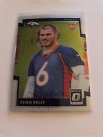 CHAD KELLY (Denver Broncos) 2017 DONRUSS OPTIC ROOKIE CARD #119