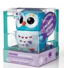 Süße OWL Eulen HANDCREME Hand Cream - Lavendel Rockabilly