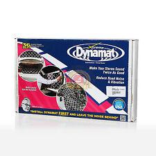 DYNAMAT 10455 XTREME/EXTREME BULK PACK SOUND DAMPING DEADENER CAR KIT 9 SHEETS