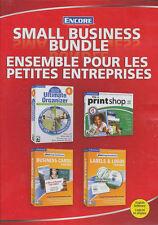 PrintShop SMALL BUSINESS BUNDLE Print Shop 22 +Business Cards +Labels +Calendar