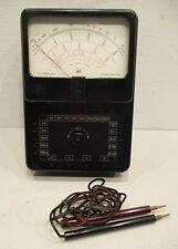 altes Messgerät / ICE / Multimeter / Voltmeter / Amperemeter / Widerstandsmesser