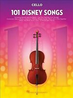 101 Disney Songs : For Cello, Paperback by Hal Leonard Publishing Corporation...