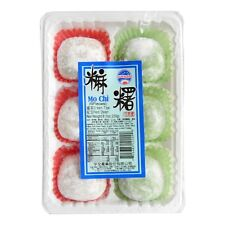 Sunwave Mochi Assorted Flavour (Green Tea & Red Bean) 6 Pieces 230g