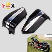 CMX250 ABS Side Fairing Battery Covers Guard For Honda Rebel CA250 CMX250C 96-05