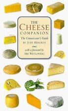 The Cheese Companion: The Connoisseur's Guide (Connoisseur Companions)-ExLibrary