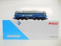 PIKO H0 52812 - BR ST44 PKP Cargo - Lok. spalinowa towarowa - PluX22 - NEU/OVP