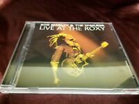 Bob Marley and The Wailers-Live at the Roxy  CD NEW. Ships super fast.