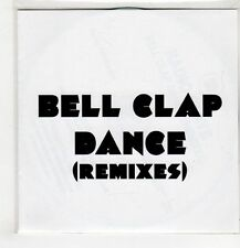 (GU466) Radio Slave, Bell Clap Dance (remixes) - 2008 DJ CD