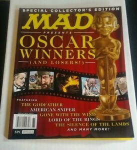 MAD Magazine Oscar Winners 2016 - NM/M - (Collector's Edition)
