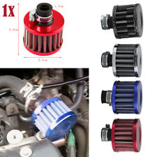 Cold Air Intake Filter Turbo Vent Crankcase Cars Motor Breather Valve Cover 12mm