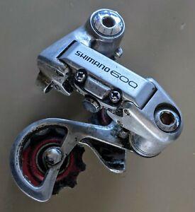Shimano 600 RD-6207 rear derailleur, Bullseye idlers, from Winnebiko recumbent