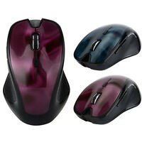 3D Stereo Bluetooth Mouse 1600DPI Wireless Optical Mouse For Windows 7/XP/VISTA