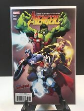 The Avengers #672 New York Comic Con Exclusive NM 1st Print