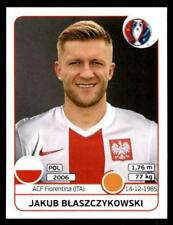 Panini Euro 2016 Jakub Blaszczykowski Poland No. 306