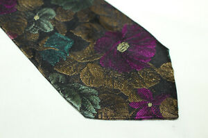 OLIVERIO Silk tie Made in Italy F16714