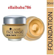 Original Lakme Face Magic Marble Lightweight WaterBased Foundation 30ML Women