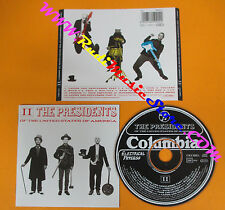 CD THE PRESIDENTS OF THE UNITED STATES OF AMERICA II 1996  no lp mc dvd (CS61)