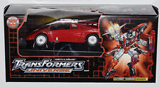 Transformers TFCC Botcon 2003 Exclusive Figure TF Universe Sideswipe Figure
