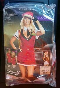 DREAMGIRL VALET SERVICE  COSTUMES