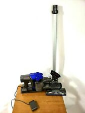 Dyson DC35 MF Cordless Handheld Vacuum W/ Charger/ Motor Head/ Ext. Wand- Blue