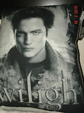 Twilight Edward cushions  back and white with silver tassles