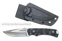 SCHRADE SCHF14  Messer  Outdoor  Survival