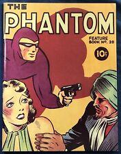 The Phantom  Feature Book #20  Pacific Comics Club Reprint