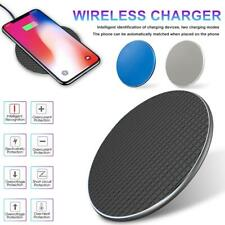 10W Mobile Phone Wireless Fast Charger Smartphone Charging Pad Dock Station
