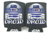 Lot of 2 ICUP Star Wars R2-D2 Insulated Cup Sleeves Cozies