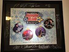 Duran Duran-Matchbox 20-Lenny Kravitz-Vanessa Carlton JINGLE BALL  Autograph