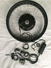 "Electric Fat Tire Conversion Kit ,electric Bike,fat Ebike,500 W 26"" Front Wheel,"