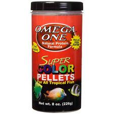 Omega One Super Color Sinking 2 mm Pellets [226 g]