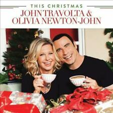 John Travolta & Olivia Newton John - This Christmas [New & Sealed] CD
