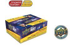 2020-21 UD serie 2 Hockey caja al por menor sellado de fábrica envíos el 28 de abril de 24 Pack *