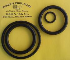 "Pentair Pac Fab Backwash Slide Valve 261047 261165 263064 Pvc O-Ring 2"" Rebuild"