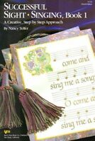 V77S - Successful Sight Singing - Book 1 - Teacher's Edition by Nancy Telfer