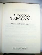La Piccola Treccani Enciclopedia Libro 12 Volumi Scienza Natura Anatomia