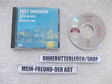 CD Jazz Milt Jackson -  From Opus De Jazz (10 Song) SAVOY JAPAN