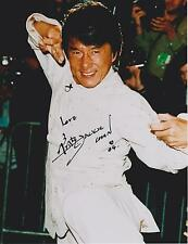 Jackie Chan   Autograph , Hand Signed Photo