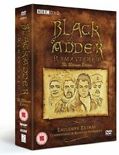 Blackadder Black Adder Remastered: The Ultimate Edition DVD Box Set R4 BBC New