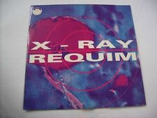 """X-RAY - REQUIM - 12"""" VINYL IN EXCELLENT CONDITION - 1992"""
