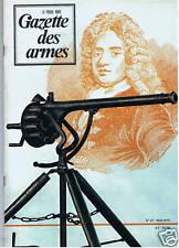 GAZETTE DES ARMES N°27 fusil de chasse arc arbalete