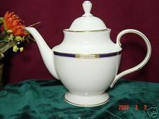 Lenox Royal Treasure Teapot NEW $312 1stQ USA